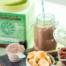 Hazelnut Chocolate Protein Smoothie