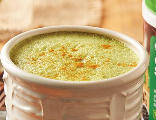 Golden Milk Latte Recipe