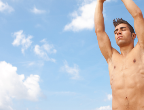 The Benefits Of Working Out Naked
