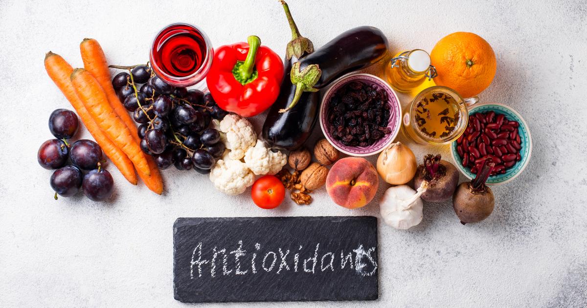 Healthy Foods Rich In Antioxidants