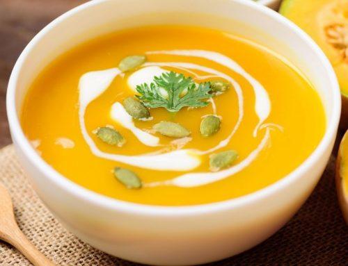 Thai Peanut Butternut Squash Soup